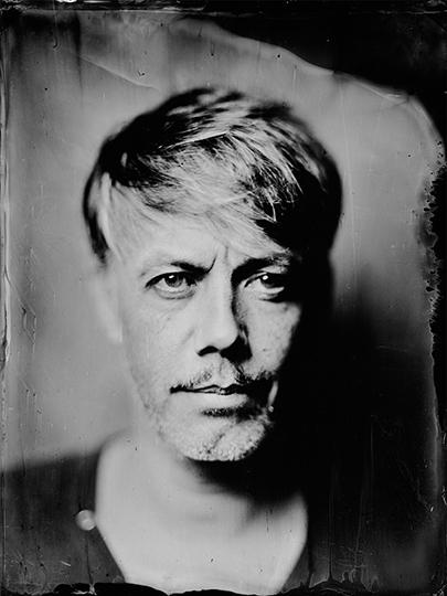 Portrait Dieter Brasch