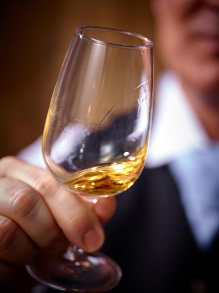 Glas Whisky