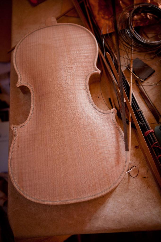 Geigenkorpus